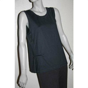 Zenergy by Chico's Black Knit Tank Top 2